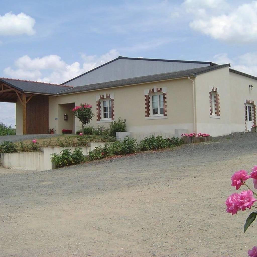 - Découverte du vignoble de l'Anjou secteur Aubance-Brissac