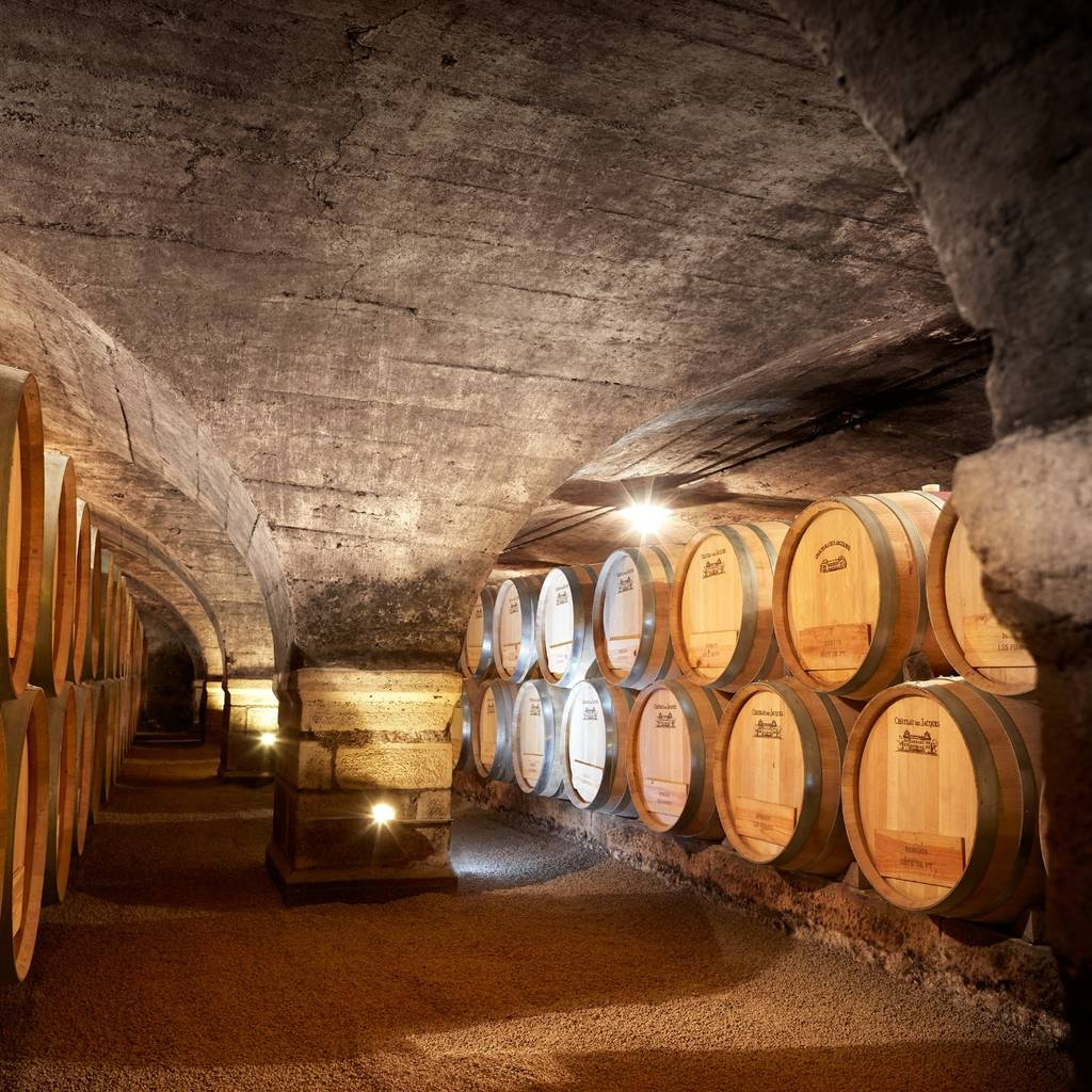 In the secrets of our cellar