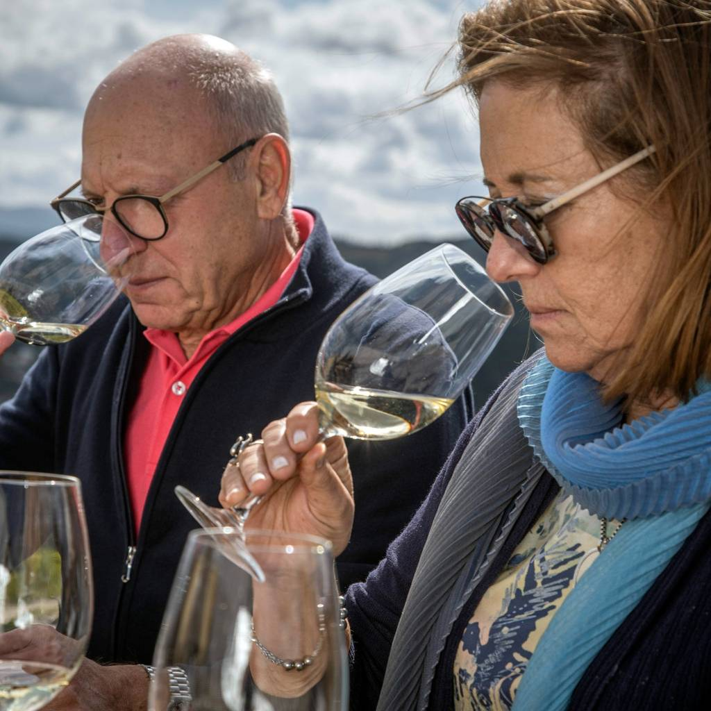 Selection Tasting at Quinta de Santa Cristina - Vinho Verde