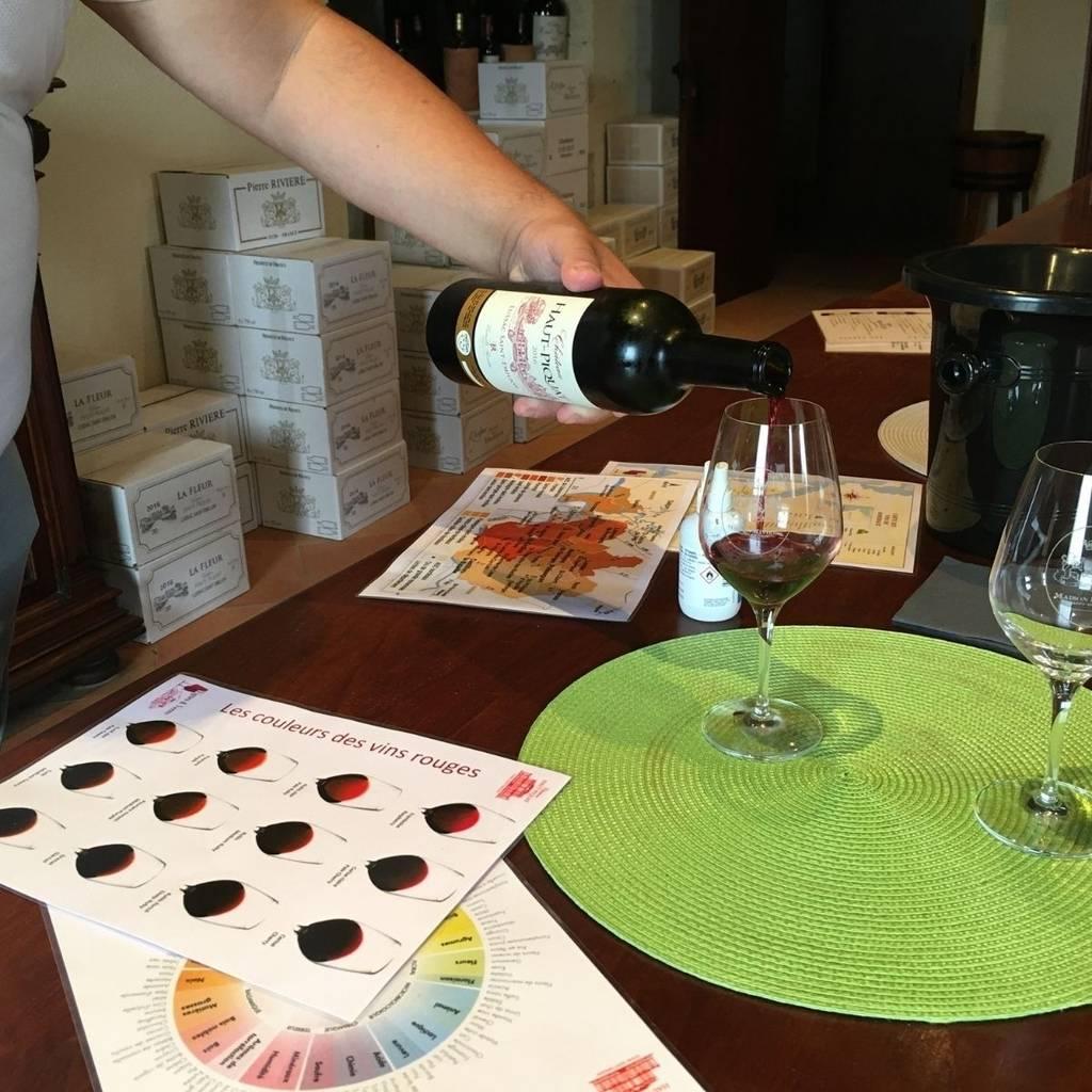 L'Atelier sensoriel « Les arômes du vin »