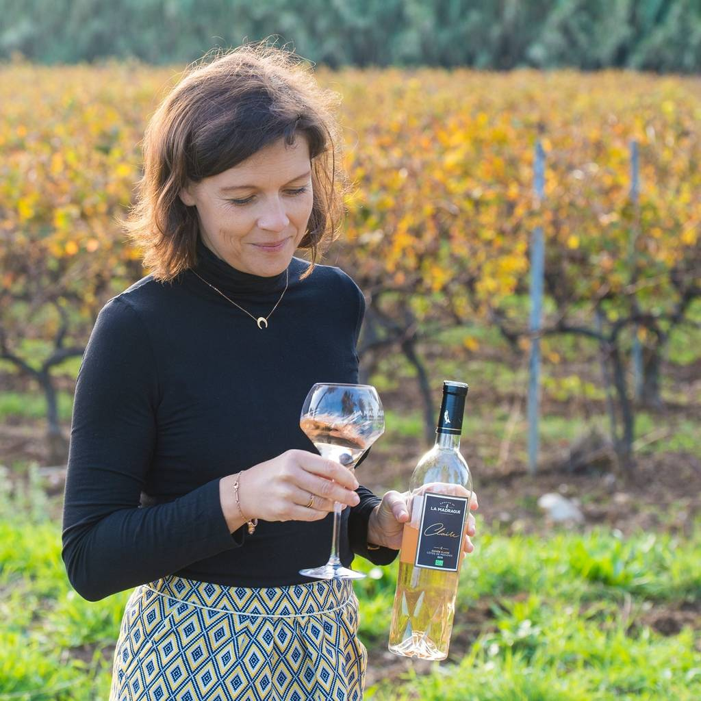 Sunset tour on the vineyards
