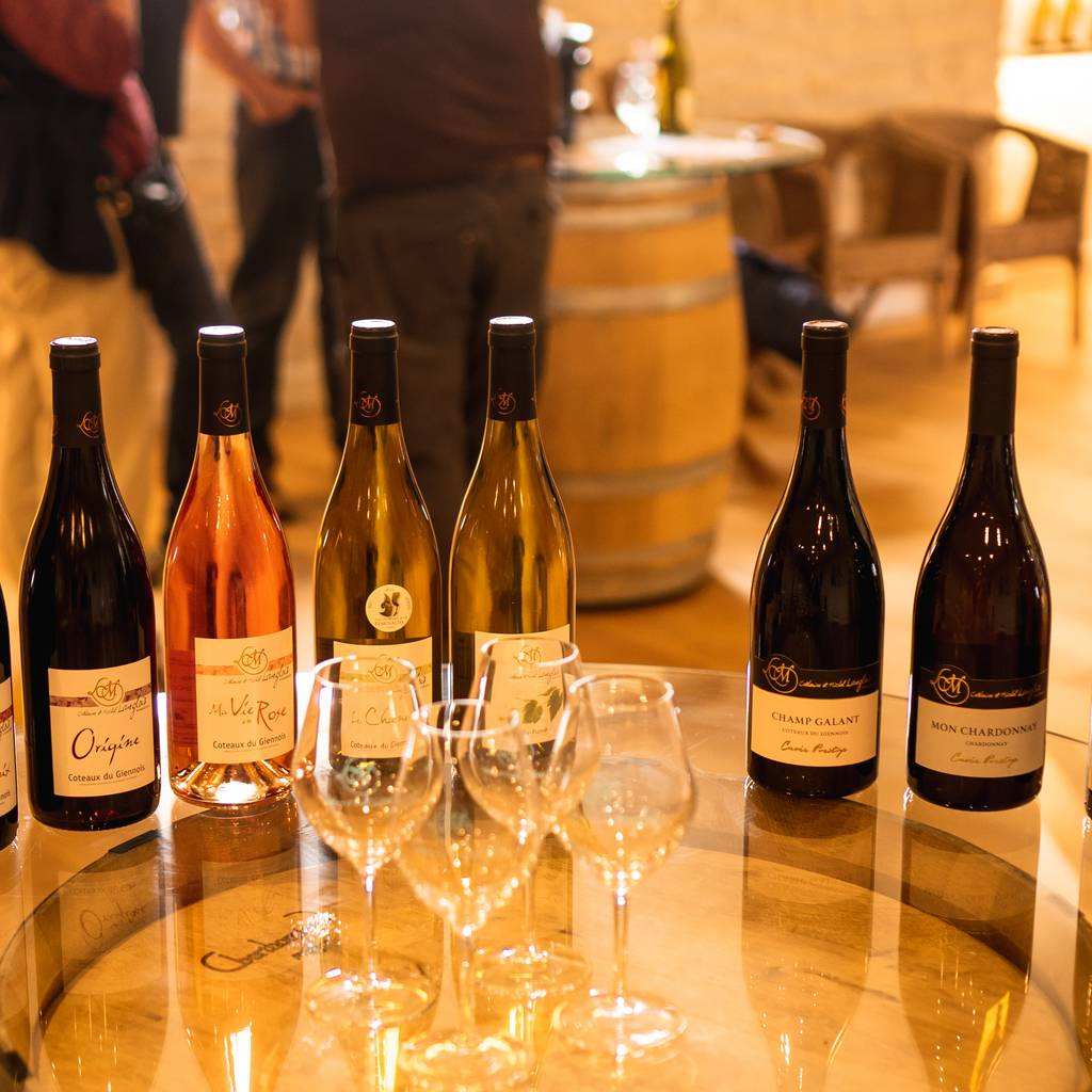 - Discovery tasting