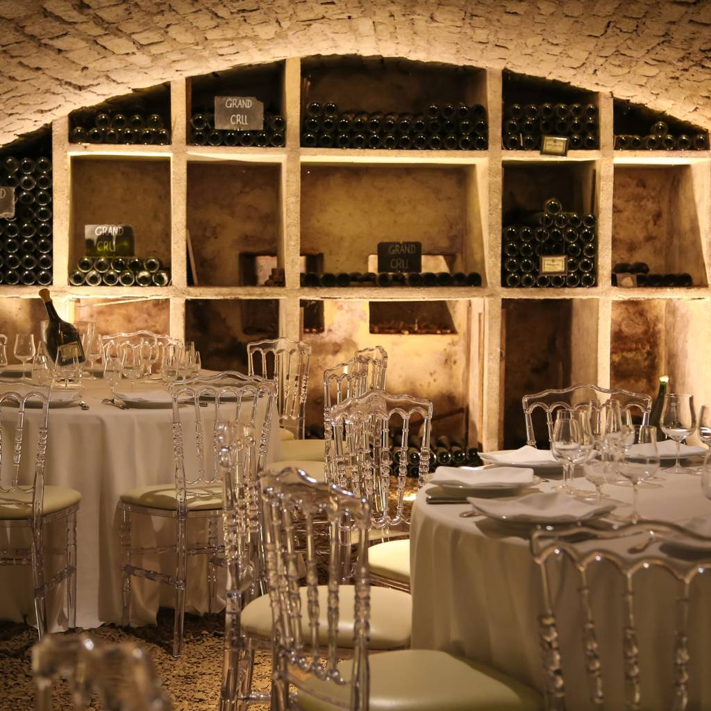 Beaune: Private Visit and Tasting and Lunch or Dinner in the Salons