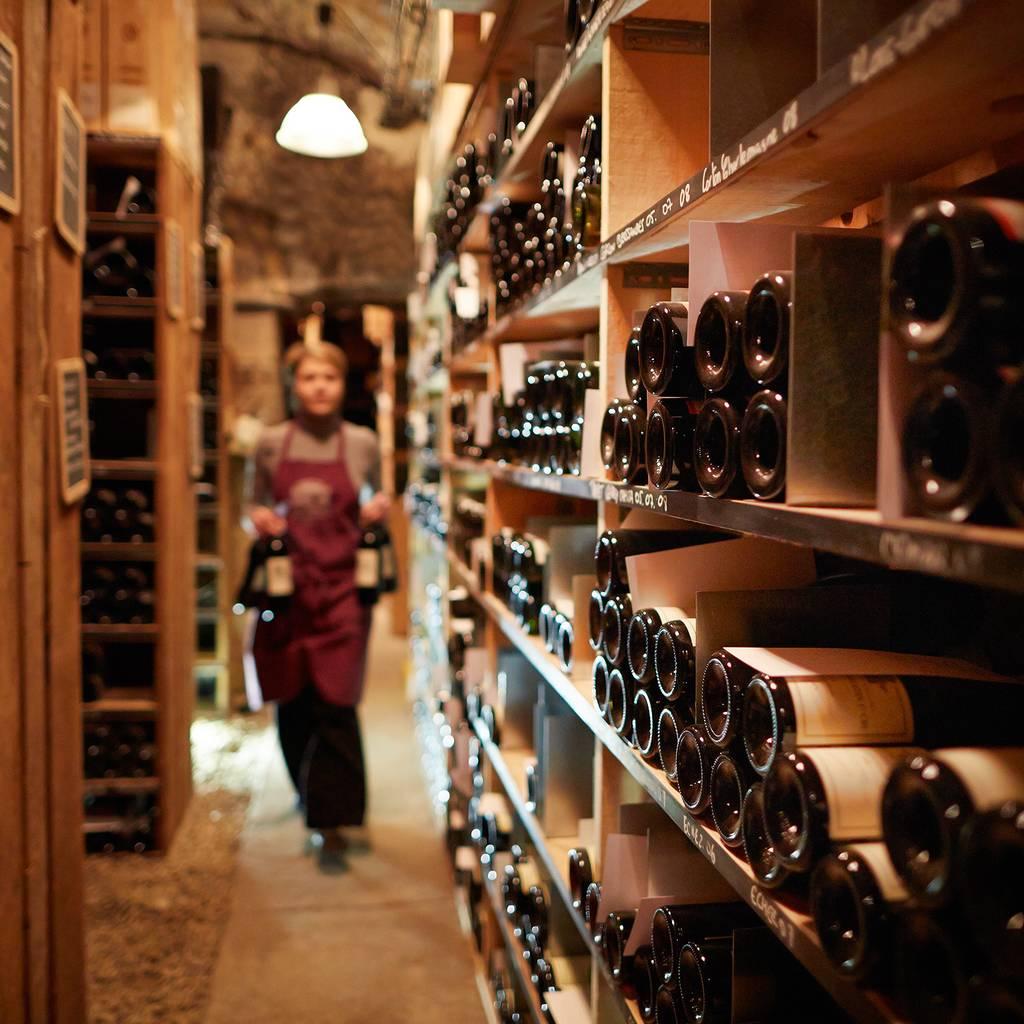 - Escuela de vinos