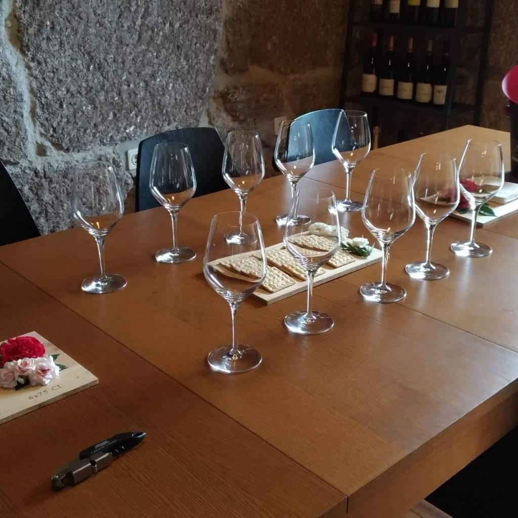Weintour und zwei Terroir-Verkostungen - 4 Weine