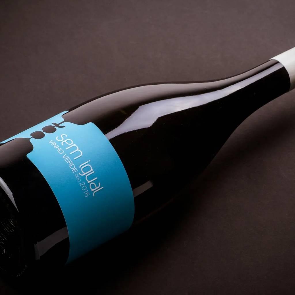 - Sem Igual Vinho Verde: visita e degustazione