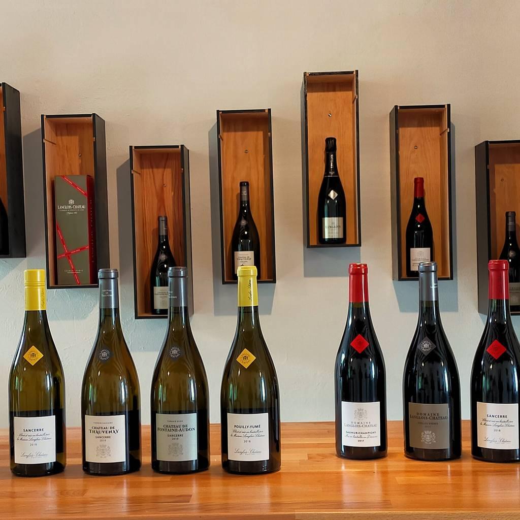- Visita y degustación de vinos de Château De Thauvenay.
