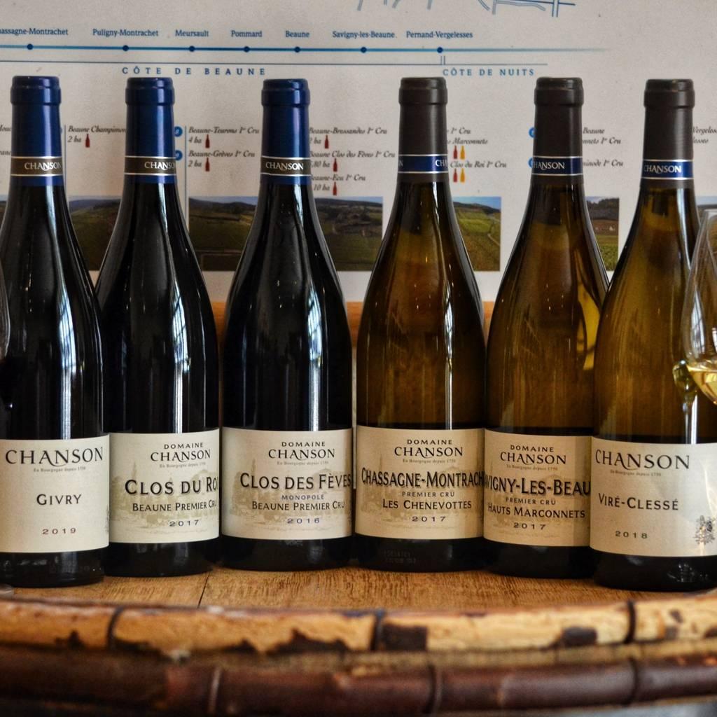 6 Wines Epicurean Tasting