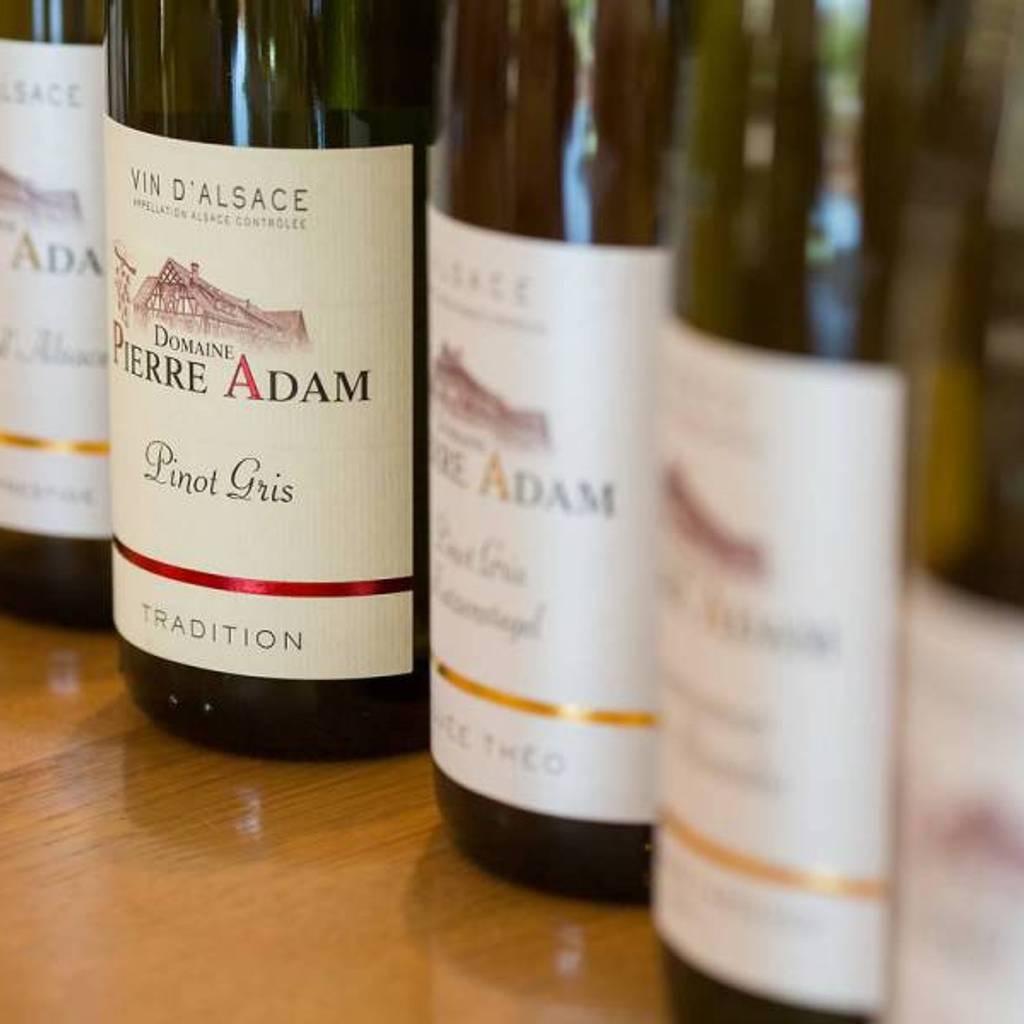 Dégustation Découverte des Vins d'Alsace