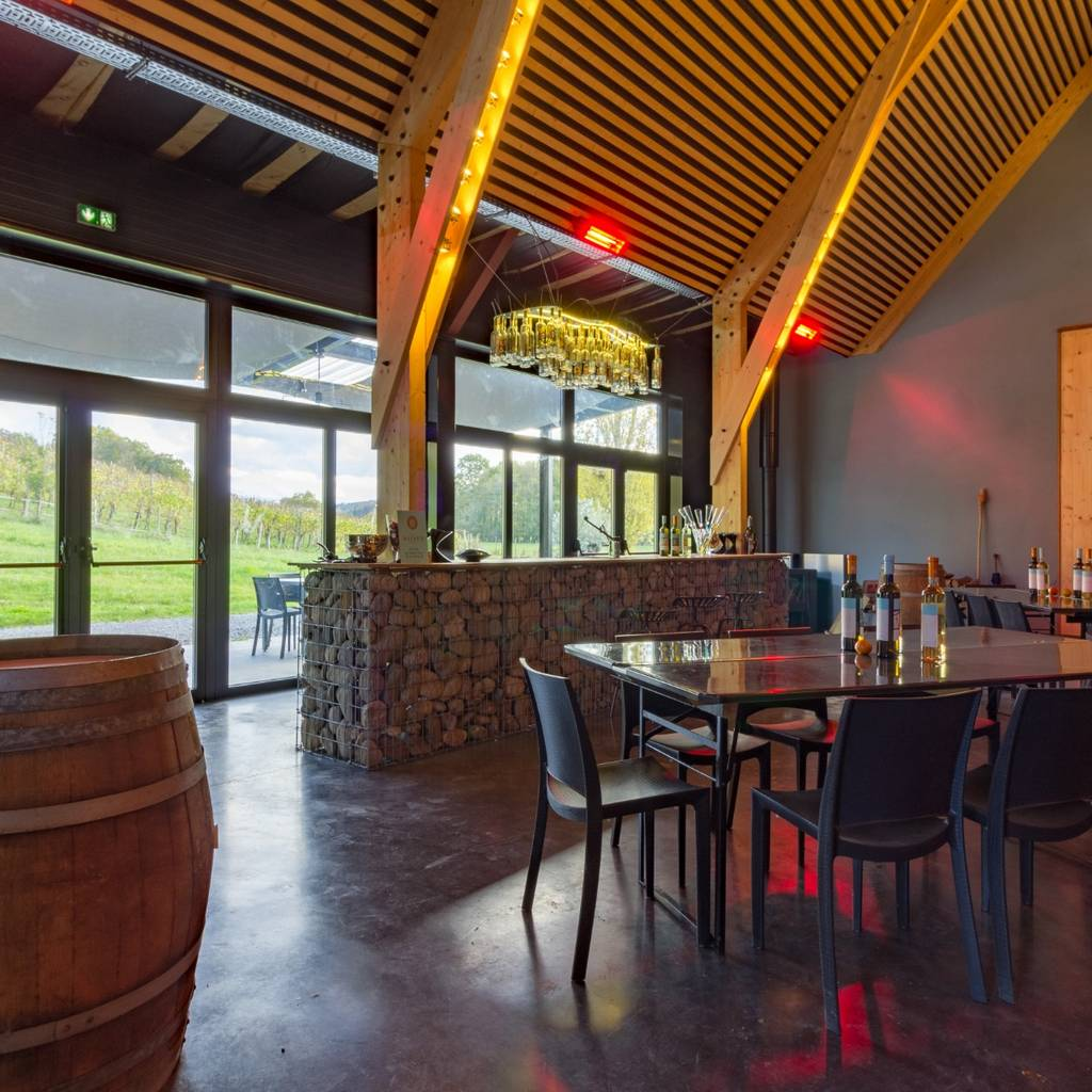 - Wine pairing with local culinary specialities