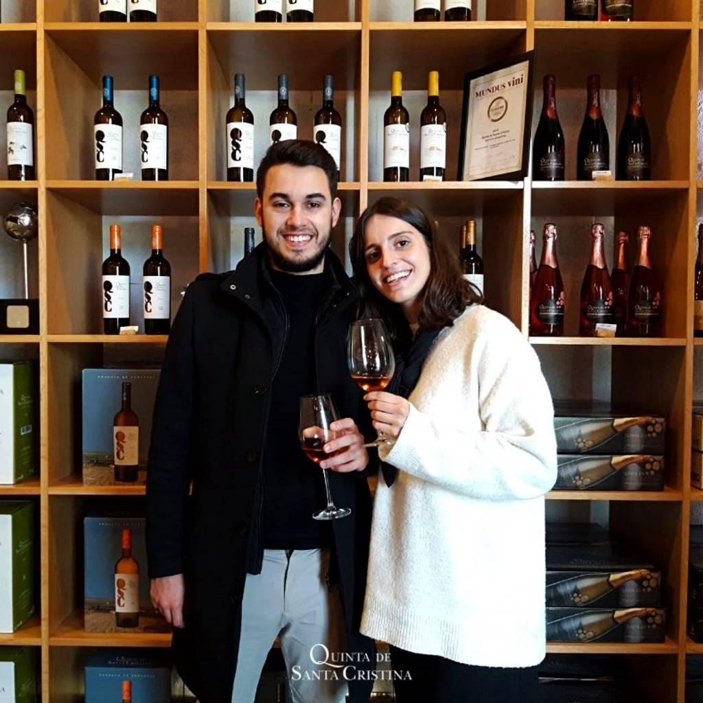 - Classic Tasting at Quinta de Santa Cristina - Vinho Verde